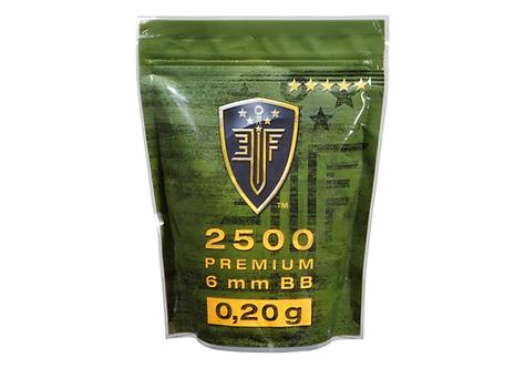 0.20g Premium Selection 2500rds (Elite Force)