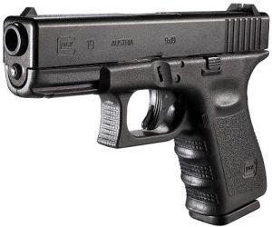 Glock 19  9x19  compact