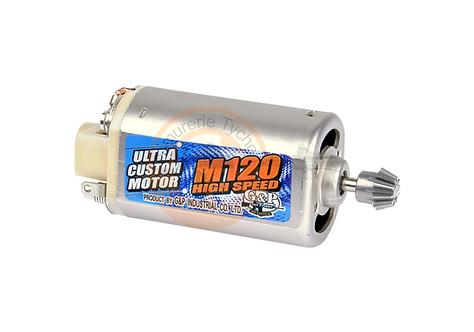 M120 High Speed Motor Short Type G&P