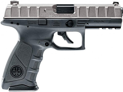 BERETTA APX METAL GRAY cal. 4,5 mm (.177) BB - met