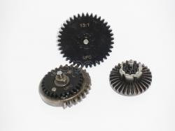 13:1 Super Hi-Speed Steel CNC Gear Set Union Fire