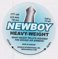 NEWBOY HEAVY-WEIGHT Cal. 4.5