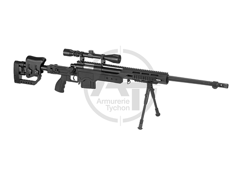 4411D Sniper Rifle Set Upgraded Well