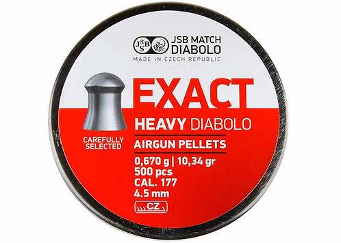 Diabolo Exact Heavy