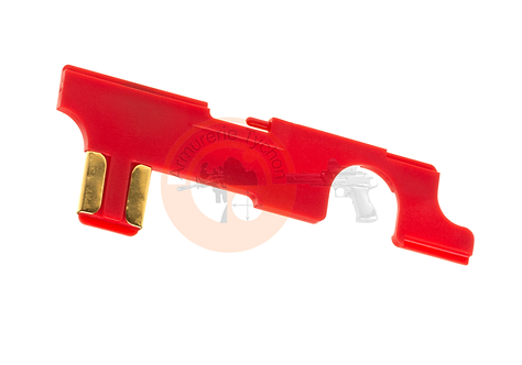 EG Hard Selector Plate for M16 Prometheus