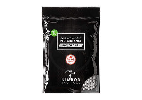 0.43g Bio BB Professional Performance 1000rds (Nimrod)