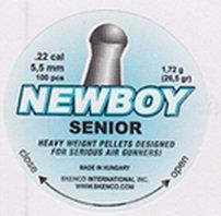 NEWBOY SENIOR Cal. 5.5