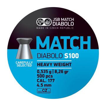 Blue Match Diabolo S100