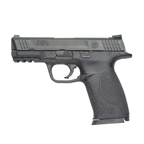 Smith & Wesson M&P45 - Black - Thumb Safety