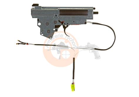 M135 AK Rear Wiring Complete V3 Gearbox Set King A