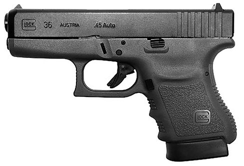 Glock 36    .45 AUTO