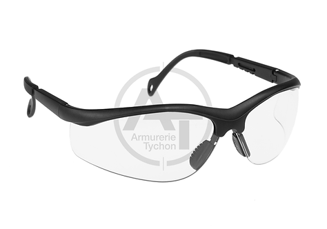 Shooting Glasses Yellow - clear (G&G)