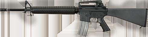 ARES-SC-AR04 - M16A2 S-CLASS