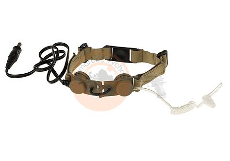 Tactical Throat Mic  Z-Tactical