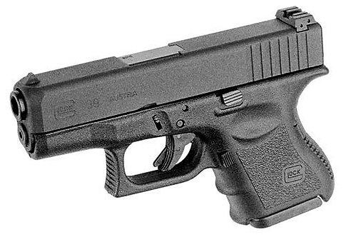 Glock 39  .45 G.A.P