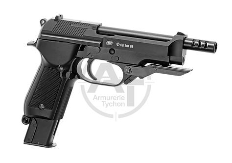 M93R II Metal Version GBB