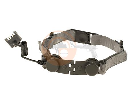 Evo III Throat Mic Adapter  Z-Tactical
