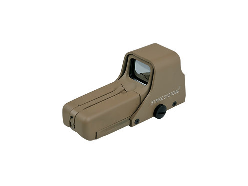 Advanced 552 red-green dot sight  TAN