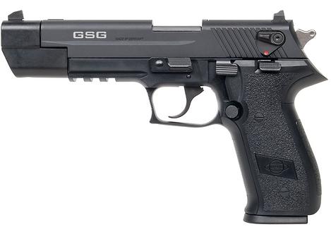 GSG FIREFLY SPORT BLACK en 22 Lr