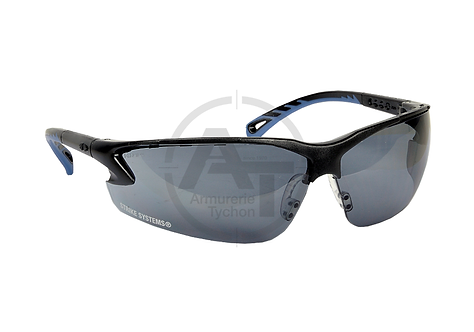 Protective Glasses Smoked - Clear (Strike)