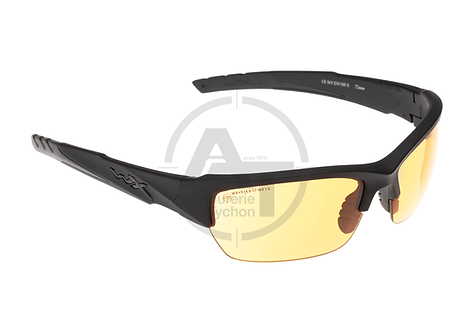 Black Ops WX Valor Smoke / Clear / Rust (Wiley X)