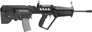 ARES035- TAVOR BLACK