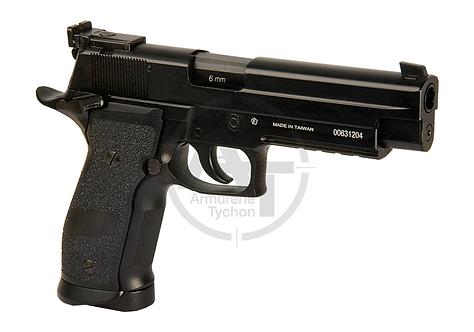 P226 Match Full Metal Co2