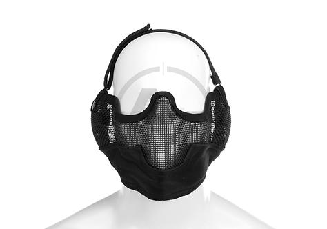 Steel Face Mask Noir- Tan- Od - Everglade (Invader Gear)