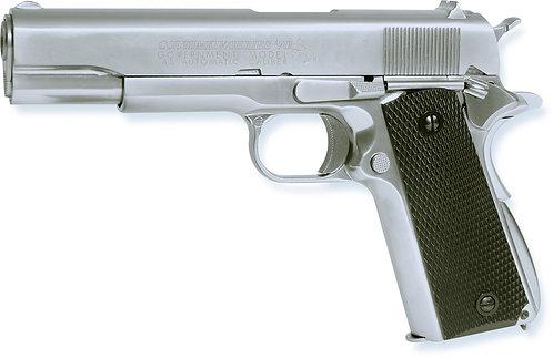 Colt 1911 MKIV chrome