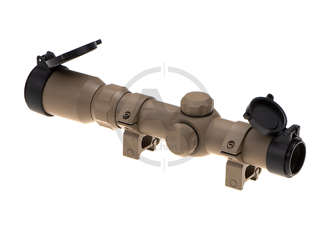 1-4x24 Tactical Scope (Aim-O)