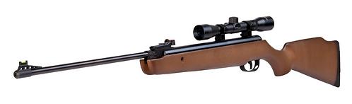 Vantage NP (.177) Nitro Piston power and a 4x32 scope