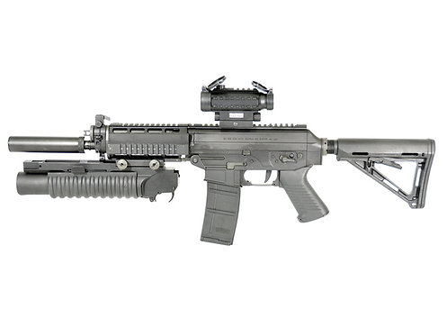Sig 556 Shorty Ras by King Arms