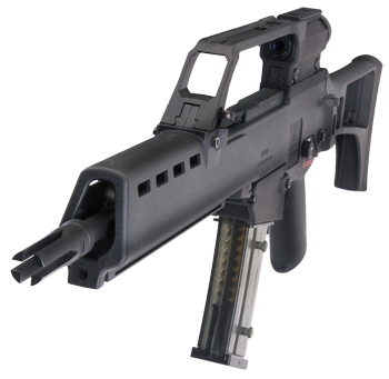 ARES005 - G36K
