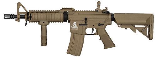 RÉPLIQUE AEG LT-12 GEN2 M4 RIS EVO PACK COMPLET 1J TAN