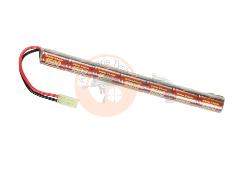 8.4V 1500mAh Stick Type  Pirate Arms