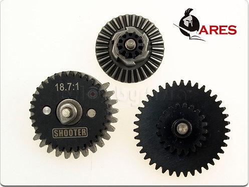 18.7:1 Original Steel Gear Set Ares