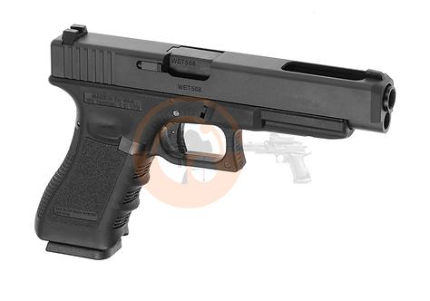 WE35 Metal Version GBB