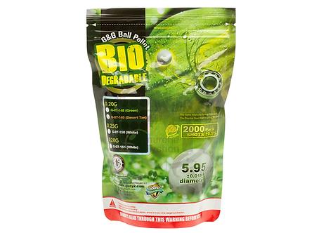 0.28g Bio Precision 2000rds (G&G)