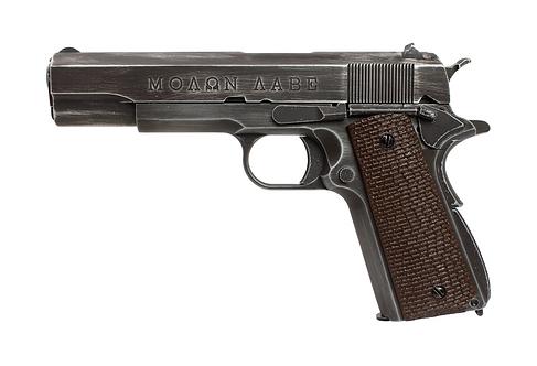 1911 Molon Labe Full Metal GBB