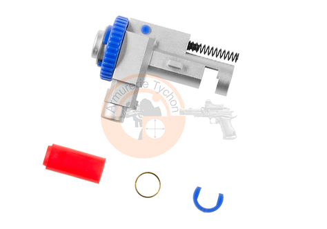 Gen II M4 CNC Aluminium Hop-Up Chamber Pirate Arms
