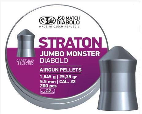Diabolo Straton Jumbo Monster cal .22