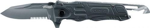 WALTHER PRO RESCUE KNIFE 12C27 Sandvik Steel -