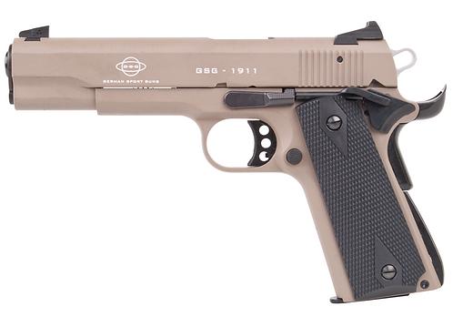 GSG 1911 US TAN en . 22 Lr