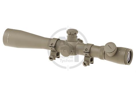 3.5-10x40E-SF Sniper Rifle Scope (Aim-O)