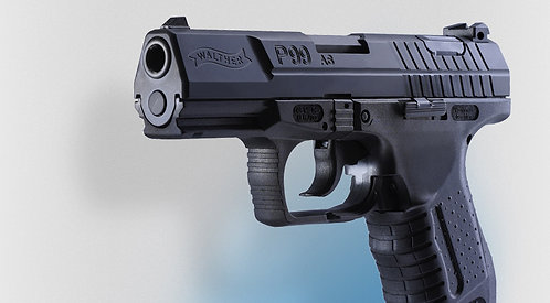 walther p99 compact as blue – cal 9 mm