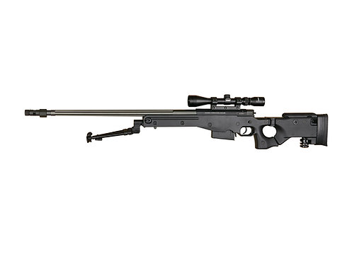 Accuracy International, AW .338 - sniper COMPLET