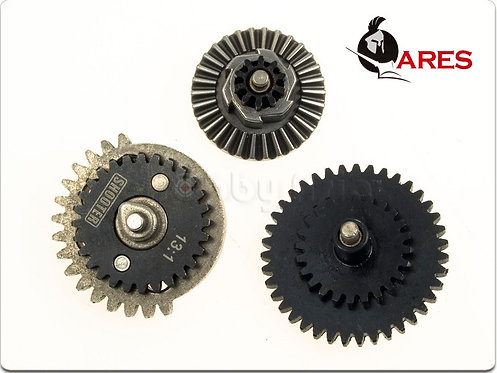 13:1 Super Hi-Speed Steel Gear Set Ares