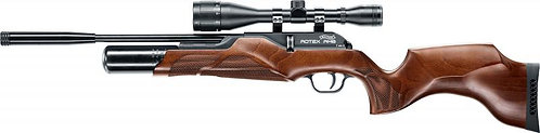 WALTHER ROTEX RM8 5,5 mm (.22) pellet - 30 joules