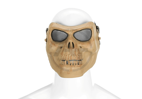 Skull Face Mask Bone (Invader Gear)