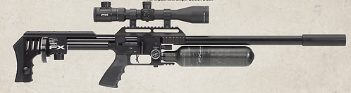 The Impact MKII Sniper edition Black